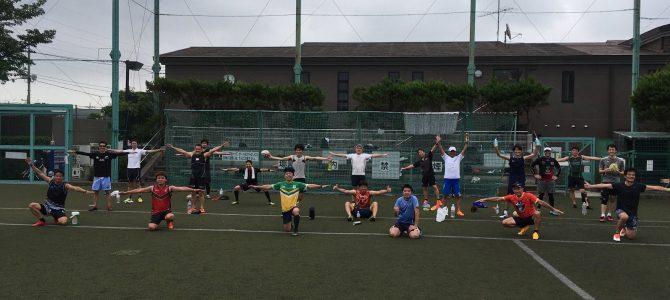 【練習】2020年6月27日(土) 杉並区立下高井戸運動場